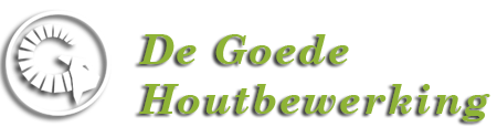 Logo De Goede Houtbewerking